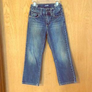 Old Navy boy's straight leg jeans